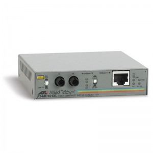 100TX 100FX ST Multi-Mode Media Converter