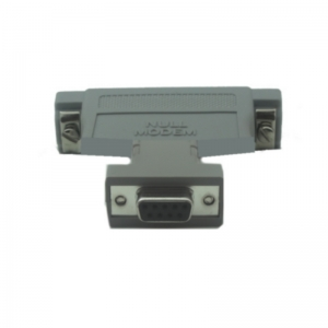 DB9(F) To DB25(M) Slimline Adapter