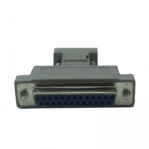DB9(M) To DB25(F) Slimline Adapter