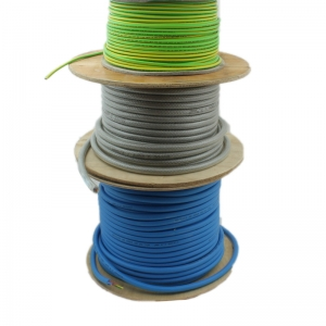 Reels of bulk cable