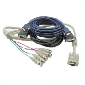 HDMI, DVI and VGA Cables