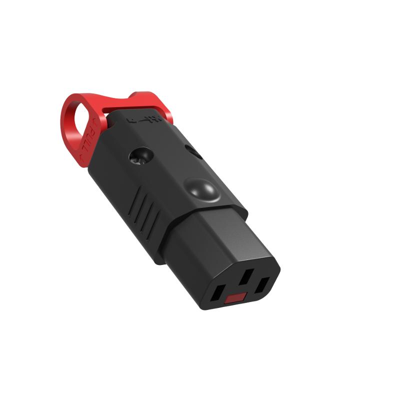 IEC lock C13