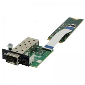 Gigabit Ethernet Fiber Network Interface Card