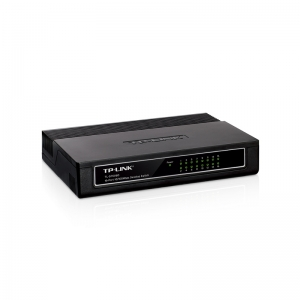 16-Port 10/100Mbps Desktop Switch