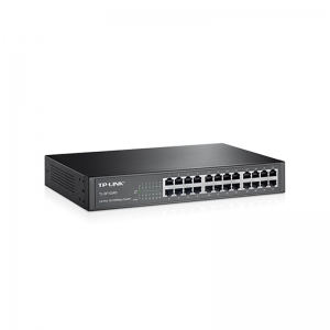 24-port 10/100Mbps Desktop/Rackmount Switch