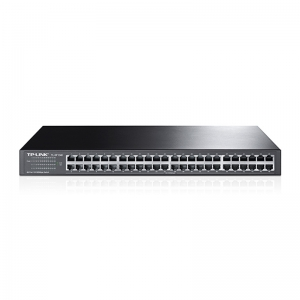 48-Port 10/100Mbps Rackmount Switch
