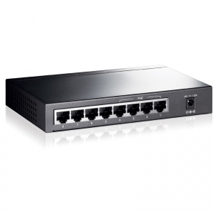 8-Port Gigabit Desktop Switch with 4-Port PoE