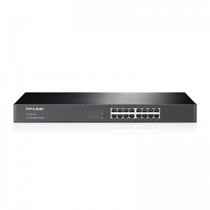 16-Port Gigabit Rackmount Switch