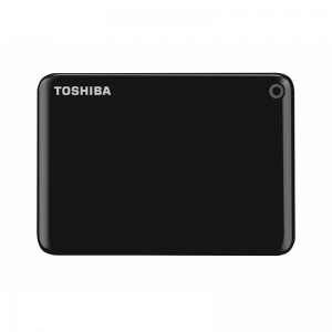 Toshiba canvio connect 2 portable hard drive 500GB